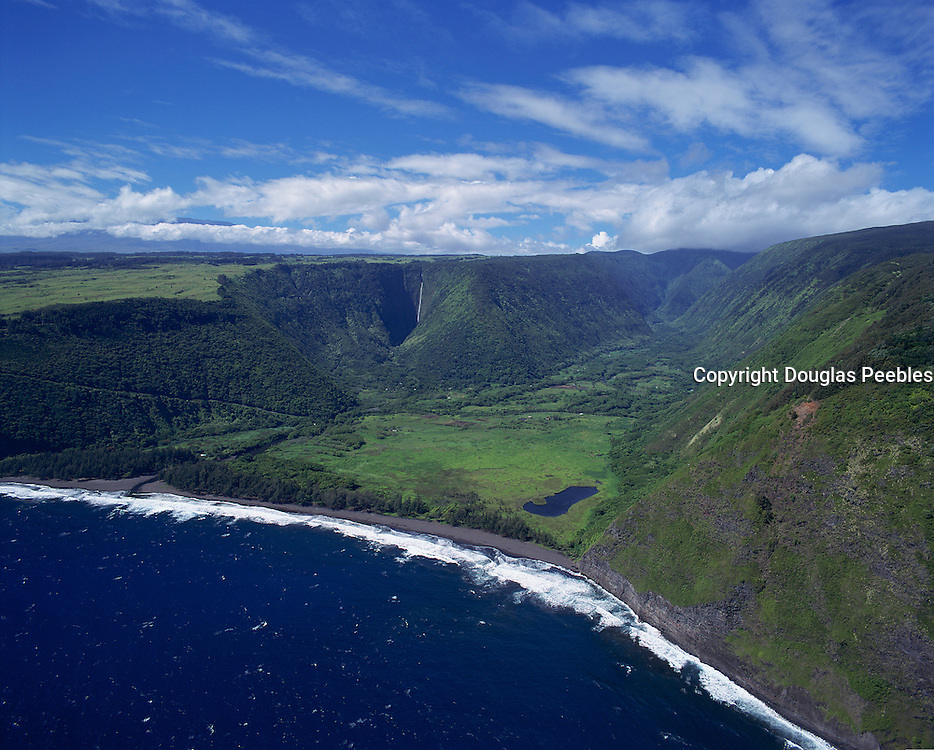 Waipio Valley, Island of Hawaii, Hawaii, USA<br />