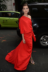 September 9, 2017 - New York, NY, USA - September 8, 2017 New York City..Blogger Amanda Steele attending the Daily Front Row's Fashion Media Awards at Four Seasons Hotel New York Downtown on September 8, 2017 in New York City. (Credit Image: © Kristin Callahan/Ace Pictures via ZUMA Press)