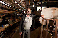 112112/10 Sea People Project - Alan Staley, Boat Builder, Chambers Wharf, Faversham, Kent
