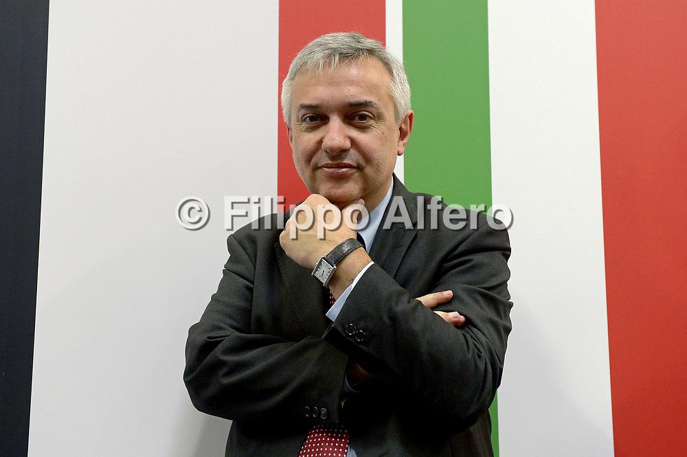 &copy; Filippo Alfero<br /> Salone del Libro 2016<br /> Torino, 14/05/2016<br /> Nella foto: