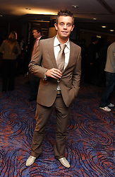 Footballer LEE HENDRIE at a sales event for the exclusive Chelsea Bridge Wharf in aid of CLIC Sargeant cancer charity held at Stamford Bridge football stadium, Chelsea, London on 7th February 2006.<br /><br />NON EXCLUSIVE - WORLD RIGHTS