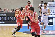 Della Valle Amedeo<br /> MIA Cantu - Grissin Bon Reggio Emilia<br /> Lega Basket Serie A 2016/2017<br /> Desio 06/03/2017<br /> Foto Ciamillo-Castoria