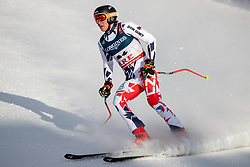11.02.2019, Aare, SWE, FIS Weltmeisterschaften Ski Alpin, alpine Kombination, Herren, Abfahrt, im Bild Jan Zabystran (CZE) // Jan Zabystran of Czech Republic reacts after the Downhill competition of the men's alpine combination for the FIS Ski World Championships 2019. Aare, Sweden on 2019/02/11. EXPA Pictures © 2019, PhotoCredit: EXPA/ Dominik Angerer