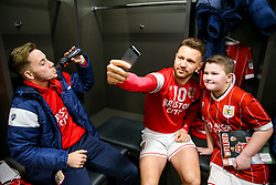 Mascots dressing room visit - Rogan/JMP - 26/12/2017 - Ashton Gate Stadium - Bristol, England - Bristol City v Reading - Sky Bet Championship.