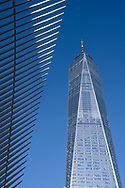 One World Trade Center in New York City.
