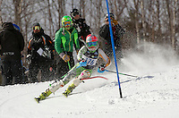 Lafoley spring series slalom at Waterville March 16, 2013.
