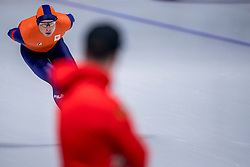 14-02-2018 KOR: Olympic Games day 6, PyeongChang<br /> 10.000 meter schaatsen / Sven Kramer