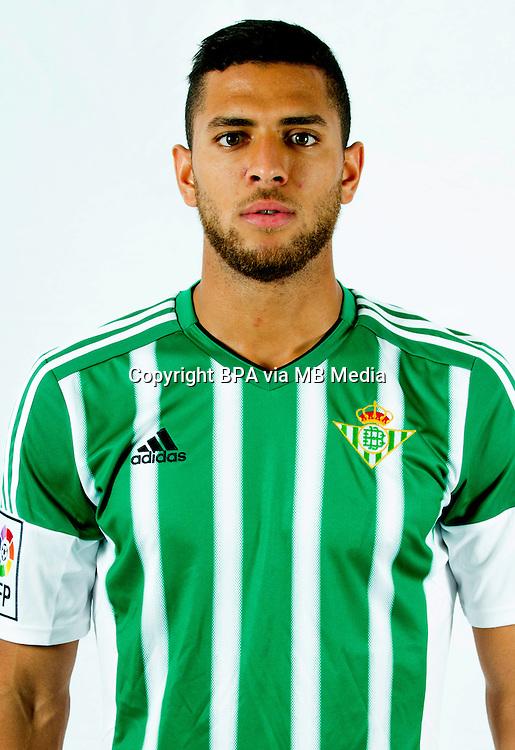 Spain - Liga BBVA 2015-2016 / <br /> ( Real Betis Balompie ) - <br /> Amro Tarek Abdel-Aziz