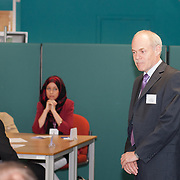 Images from the 2014 GTSC Probabtion Event.Ken Muir (Chief Executive GTCS) addresses the nominees..
