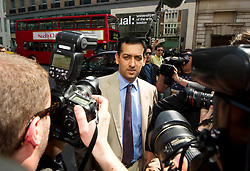 Top horse trainer CHARGED over steroid doping at Sheikh Mohammed's Godolphin stable as bookies forced to refund thousands. Mahmood Al Zarooni to face a British Horseracing Authority disciplinary panel in High Holborn, London, UK, April 25, 2013. Photo by: i-Images