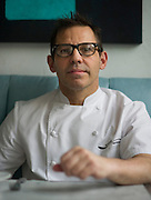 Chef John Tesar poses for a portrait at the Spoon Bar and Kitchen on Friday, February 15, 2013 in Dallas, Texas. (Cooper Neill/The Dallas Morning News)