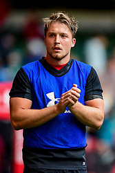 Tyler Morgan during the training session - Photo mandatory by-line: Ryan Hiscott/JMP - 29/10/2018 - RUGBY - Principality Stadium - Cardiff, Wales - Autumn Series - Wales Rugby Open Training Session