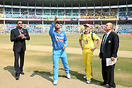 Cricket - Australia ODI Tour to India 2013