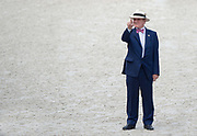 Dr. Pearse Lyons, Founder and President of Alltech<br /> Alltech FEI World Equestrian Games™ 2014 - Normandy, France.<br /> © DigiShots