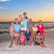 Harrington Family Beach Photos