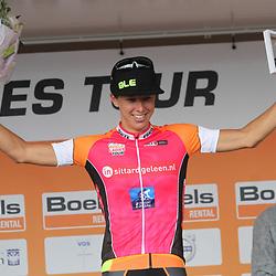 03-09-2017: Wielrennen: Boels Ladies Tour: Sittard: Etappe winnares Janneke Ensing
