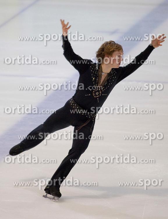 13.11.2010, Eishalle Liebenau, AUT, Icechallenge 2010, im Bild Alexander Majorov (SWE) bei der Kür Herren, EXPA Pictures © 2010, PhotoCredit: EXPA/ Erwin Scheriau
