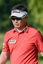 August 10, 2018 - Town And Country, Missouri, U.S - Y.E. YANG from Repulic of China during round two of the 100th PGA Championship on Friday, August 10, 2018, held at Bellerive Country Club in Town and Country, MO (Photo credit Richard Ulreich / ZUMA Press) (Credit Image: © Richard Ulreich via ZUMA Wire)