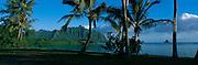 Waihole, Waikane, Kaneohe Bay, Oahu, Hawaii<br />