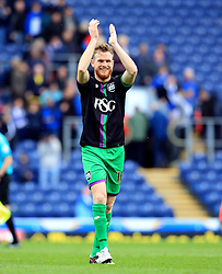 Alex Pearce of Bristol City  - Mandatory by-line: Matt McNulty/JMP - 23/04/2016 - FOOTBALL - Ewood Park - Blackburn, England - Blackburn Rovers v Bristol City - Sky Bet Championship