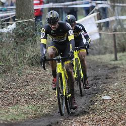 14-01-2018: Wielrennen: NK Veldrijden: Surhuisterveen: Corne van Kessel