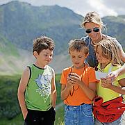 Silvretta Montafon, Geocaching, Hoch Joch, Schruns
