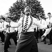Sacred Heart Leavers 2016 - Haka
