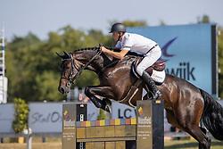 Scherphof Rob, NED, Eclipse<br /> Nederlands Kampioenschap Springen<br /> De Peelbergen - Kronenberg 2020<br /> © Hippo Foto - Dirk Caremans<br />  06/08/2020