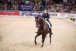 Brune Bernadette, (GER), Spirit Of The Age Old<br /> FEI World Cup Dressage Grand Prix Freestyle<br /> FEI World Cup Neumünster - VR Classics 2017<br /> © Hippo Foto - Stefan Lafrentz