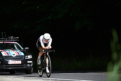 Lizzie Holden (GBR) at Lotto Thüringen Ladies Tour 2019 - Stage 5, a 17.9 km individual time trial in Meiningen, Germany on June 1, 2019. Photo by Sean Robinson/velofocus.com