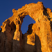 Double arch in Grand Staircase - Escalante National Monument, Utah.