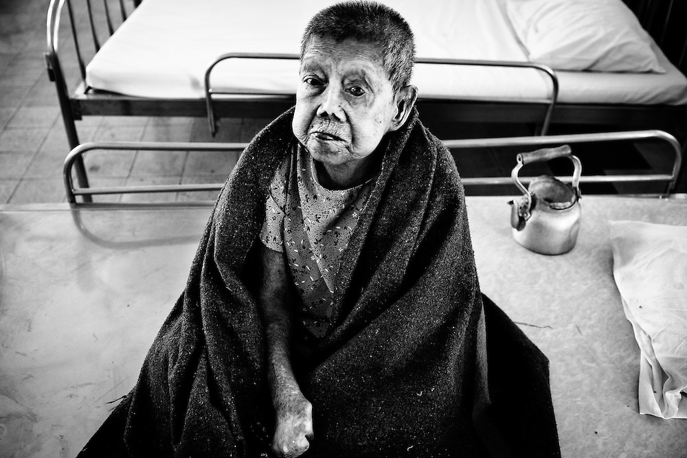 Ben San Hospital is one of several like it in Vietnam, where those afflicted with Leprosy can be treated, and live without fear of societal distrust.