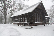 The Swedish Cottage in Central Park