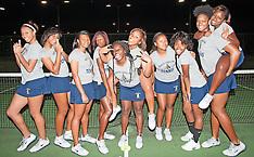2015 A&T Men & Women's Tennis Team Pictures
