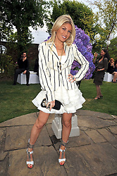 HOFIT GOLAN at The Ralph Lauren Sony Ericsson WTA Tour Pre-Wimbledon Party hosted by Richard Branson at The Roof Gardens on June 18, 2009