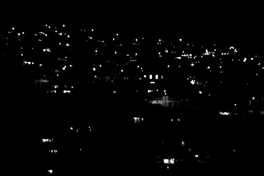 Belo Horizonte_MG, Brasil...Vista panoramica de Belo Horizonte no anel rodoviario...Panoramic view of Belo Horizonte in the ring road...Foto: LEO DRUMOND / NITRO