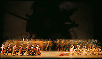 "English National Ballet (ENB) in Sir Kenneth MacMillan's ""Rite of Spring"""
