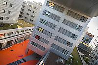 Westerdok Amsterdam, dichts bewoonde stukje Nederland