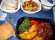 US airline glorious food in 2006. No better since then.