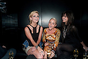 MISCHA BARTON; JAIME WINSTONE; DAISY LOWE, Mark Jacobs' Bang' fragrance preview. Harvey Nicholls. London. 22 July 2010. -DO NOT ARCHIVE-© Copyright Photograph by Dafydd Jones. 248 Clapham Rd. London SW9 0PZ. Tel 0207 820 0771. www.dafjones.com.