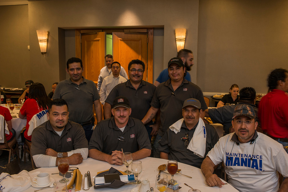 Photograph from the 2017 Houston Apartment Maintenance Mania event held at the Marriott Westchase on Wednesday, March 29, from 8 a.m. to 1:30 p.m.