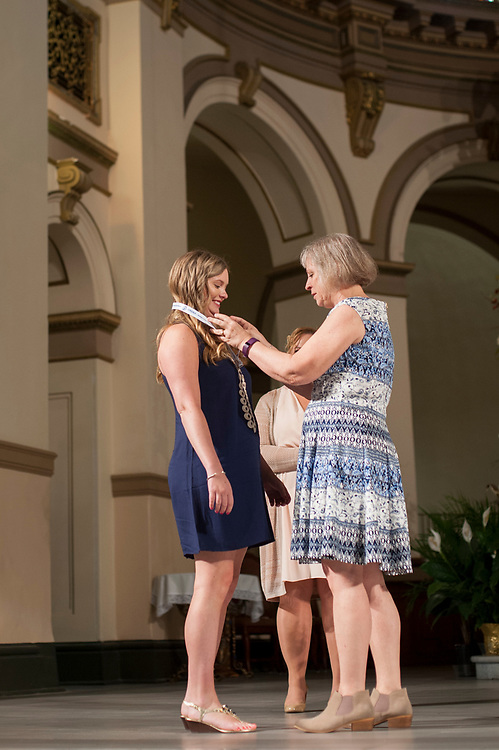2017 Nursing Ceremony in St. Al's on May 13th.