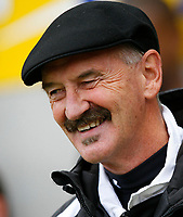 Photo: Steve Bond.<br />Leicester City v Barnsley. Coca Cola Championship. 27/10/2007. Frank Burrows in temporary charge