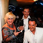 NLD/Noordwijk/20100502 - Gerard Joling 50ste verjaardag, Gerard Joling en Karin Bloemen