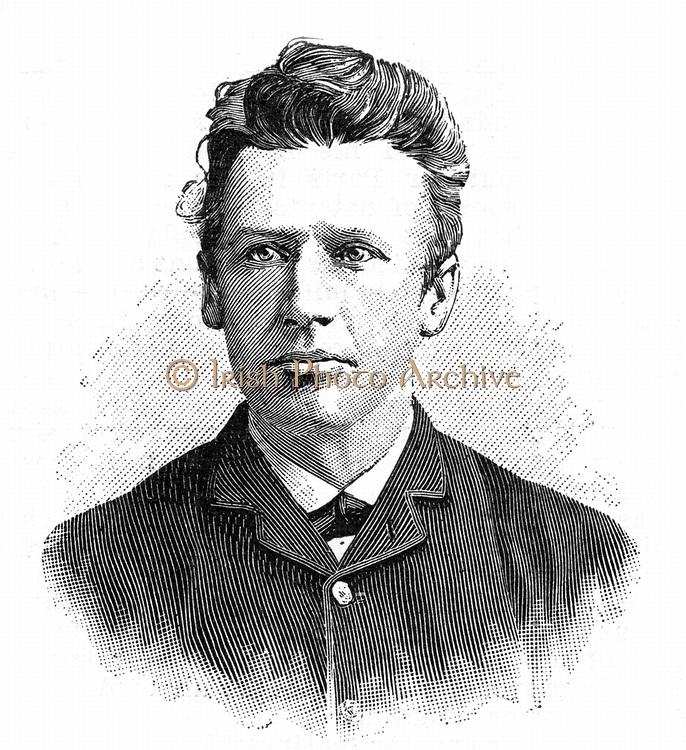Jacobus Henricus Van't Hoff (1852-1911)  Dutch chemist. Winner of first Nobel prize for chemistry, 1901. Engraving, 1902