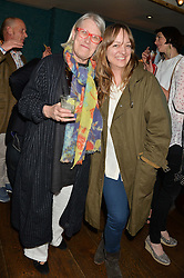 Left to right, DARINA ALLEN and CLAIRE PTAK at the launch of Thomasina Miers's new book Chilli Notes held at Wahaca, 19-23 Charlotte Street, London W1 on 6th May 2014.
