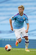 Oleksandr Zinchenko of Manchester City during the Premier League match at the Etihad Stadium, Manchester. Picture date: 22nd February 2020. Picture credit should read: Andrew Yates/Sportimage