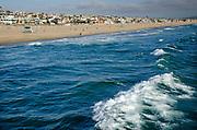 Beachfront Homes on the Coast of Manhattan Beach California