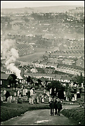Londonderry (Derry), Northern Ireland, view of Bogside.