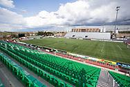 April 6, 2019: OKC Energy FC plays the Portland Timbers 2 in a USL match at Taft Stadium in Oklahoma City, Oklahoma.
